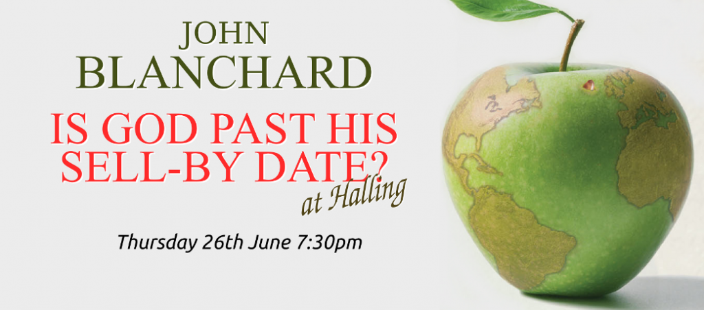 An Evening with John Blanchard