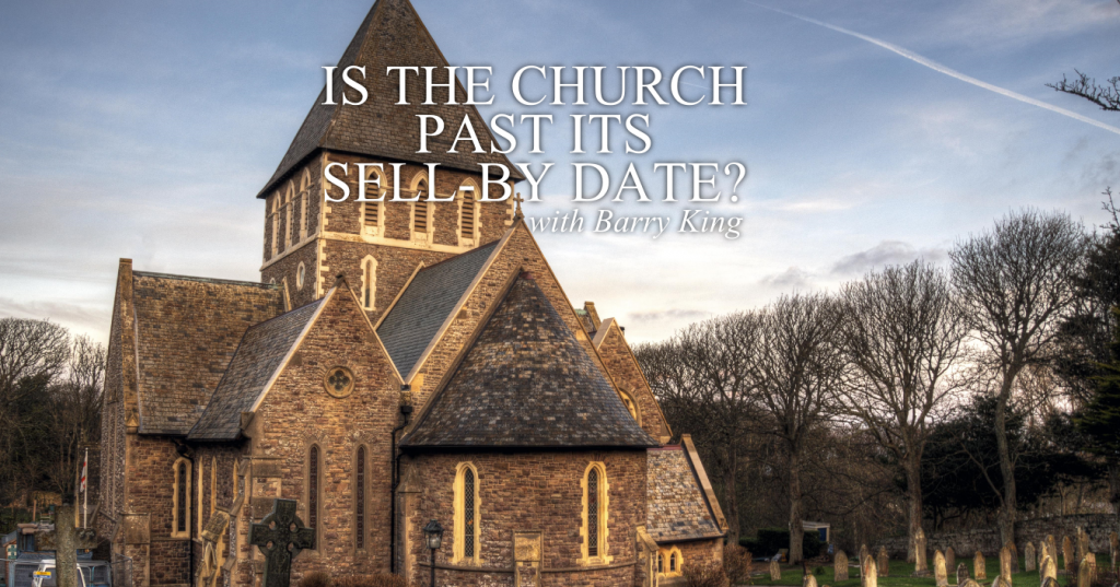 Is The Church Past - Halling Web