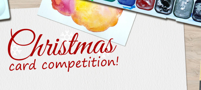 Christmas Card Competition 2016